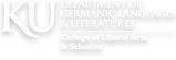 Department of Germanic Languages and Literatures