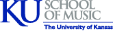 KU: School of Music, The University of Kansas